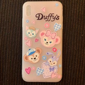 Duffy And Friends iPhone XS Max Case